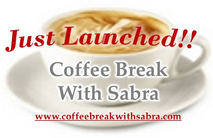 Coffee Break With Sabra